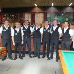 Pala Squadra campione 2016